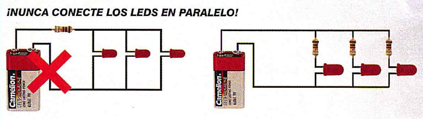 Circuito Paralelo : Solucionado duda sobre cómo conectar resistencias en un circuito